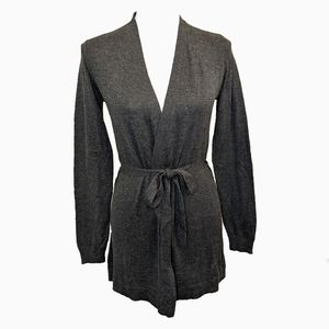 NWT EBERJEY | GREY ROBE